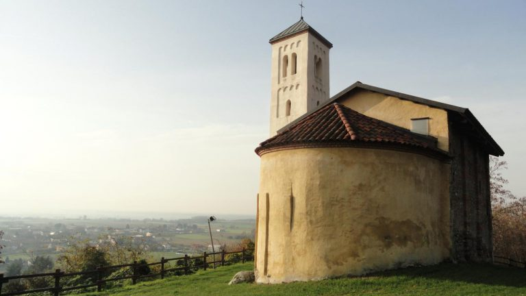 Chiesetta di San Martino in Villareggia