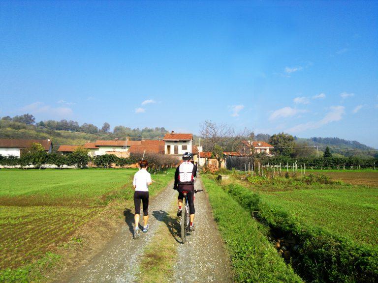 Canavese - passeggiate e mountan bike
