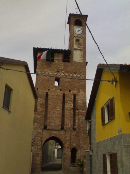 Villareggia - Torre del Ricetto